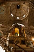 18th century pulpit, Catedral Metrololitana