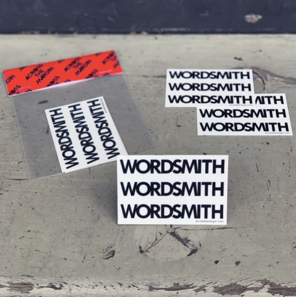Wordsmith sticker package3