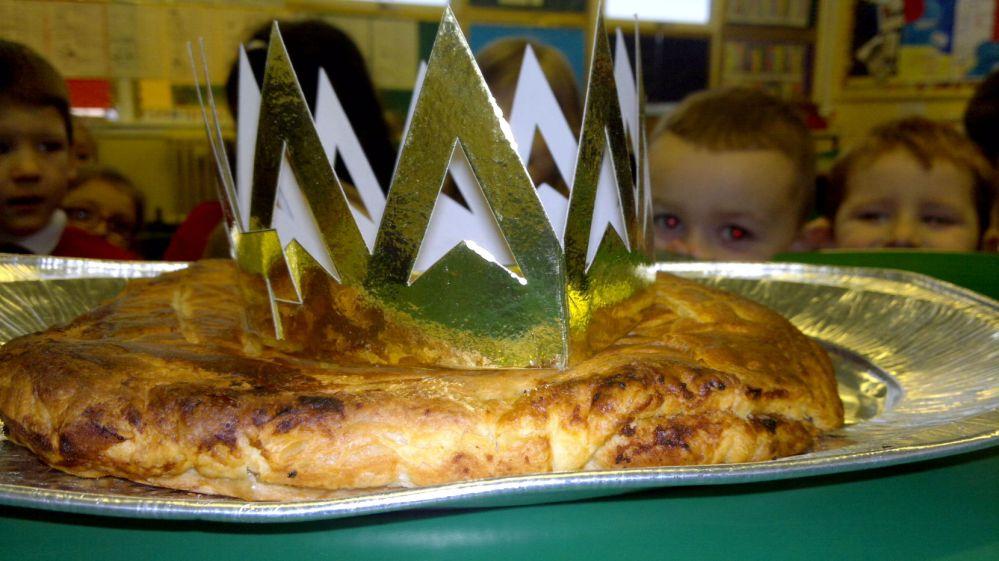Galette des Rois ~ Scottish style! (2/2)