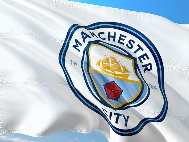 Manchester City Flag