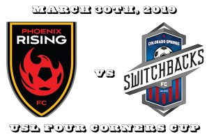 Colorado Springs Switchbacks at Phoenix Rising