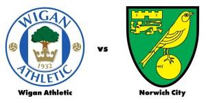 Wigan Athletic vs Norwich City