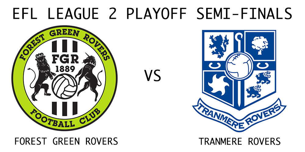 Forest Green Rovers vs Tranmere Rovers