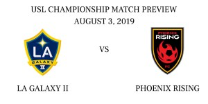 LA Galaxy II vs Phoenix Rising