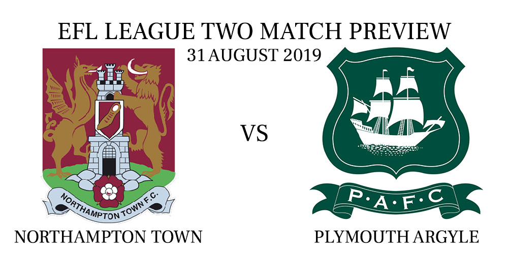 Northampton Town vs Plymouth Argyle