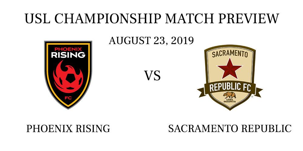 Phoenix Rising vs Sacramento Republic