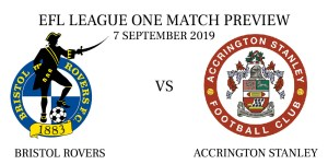 Bristol Rovers vs Accrington Stanley