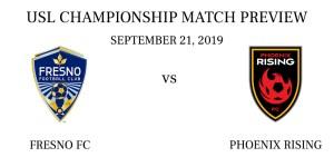 Fresno FC vs Phoenix Rising