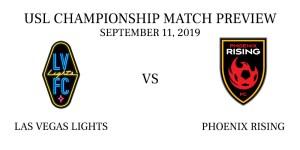 Las Vegas Lights vs Phoenix Rising