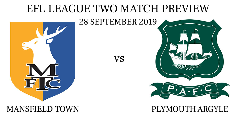 Mansfield Town vs Plymouth Argyle