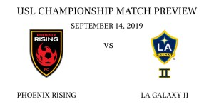 Phoenix Rising vs LA Galaxy II