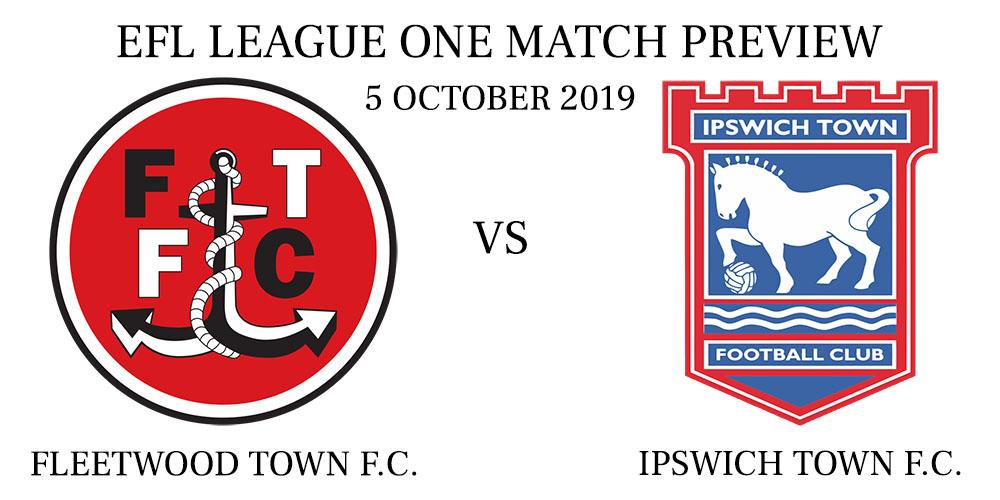 Fleetwood Town vs Ipswich Town