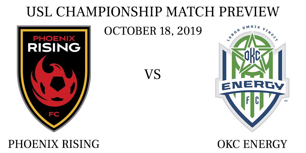 Phoenix Rising vs OKC Energy FC