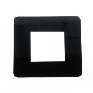 Square With Square Center Cutout