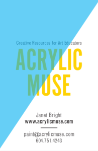 contact acrylic muse creative resource art educators
