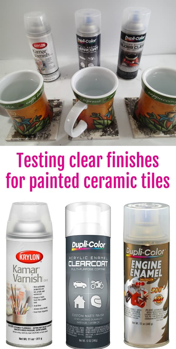 Can You Clear Coat Over Acrylic Enamel