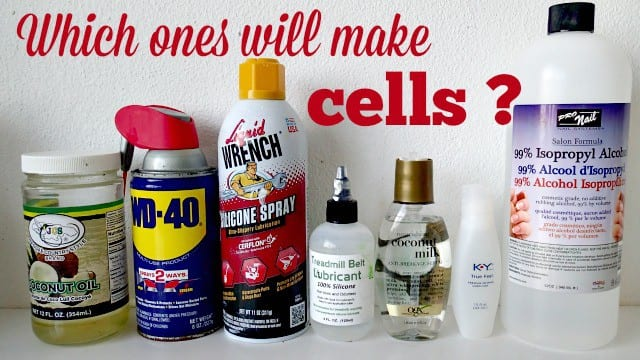 Acrylic Cell Painting Ingredients