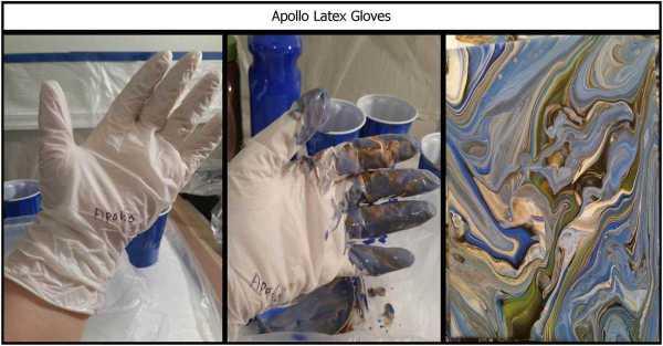 Apollo Latex Gloves