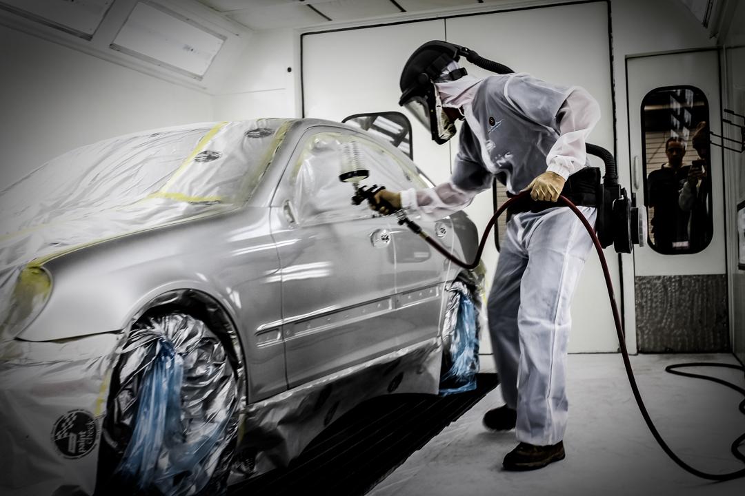Glasurit 90 Line  Mercedesbenz Repair Open House