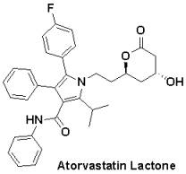 Chemical process research and development for atorvastatin