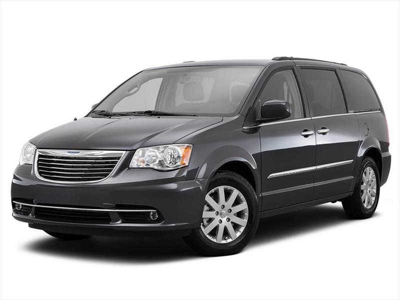 2018 Chrysler Town Country