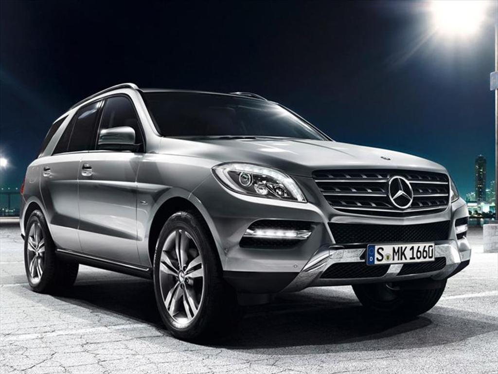 Mercedes Benz Clase M Ml 350 Cgi Sport Amg