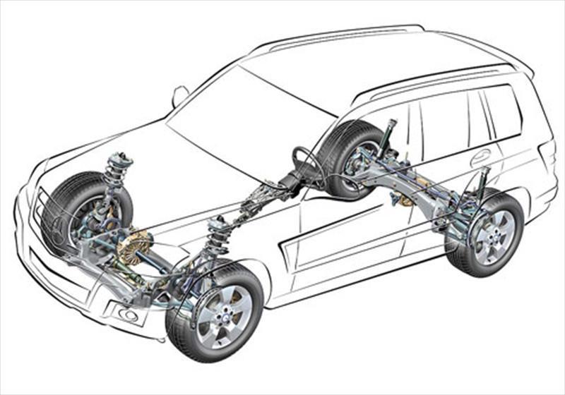 Mercedes Benz Clase GLK 220 CDI (2013)