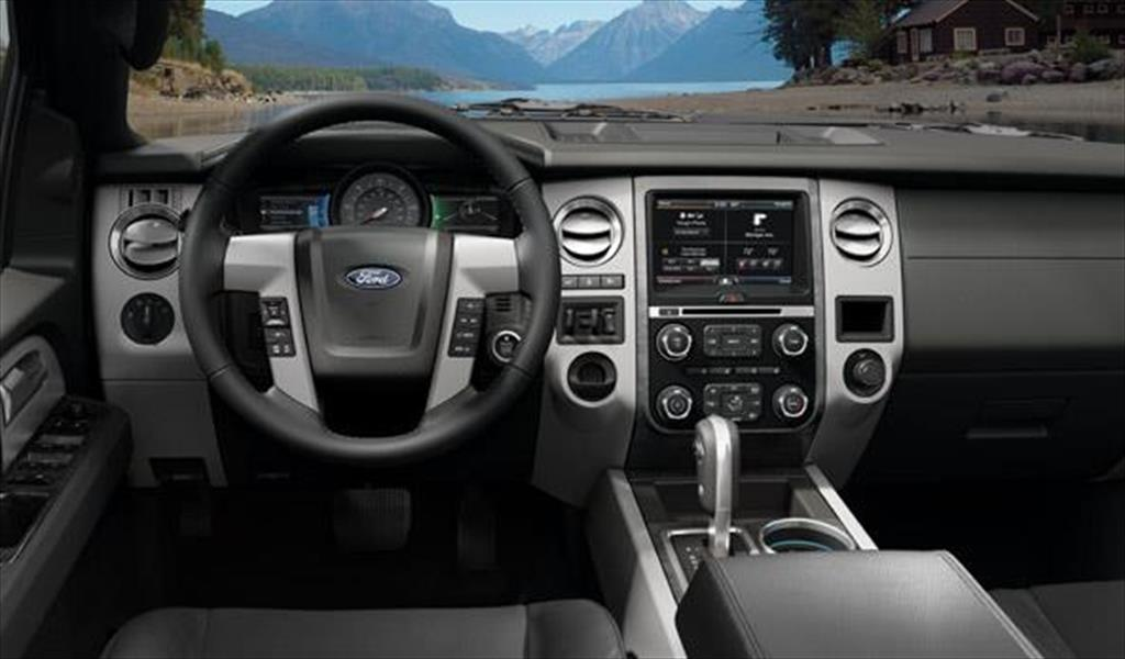 Ford Expedition King Ranch 4x2 2015