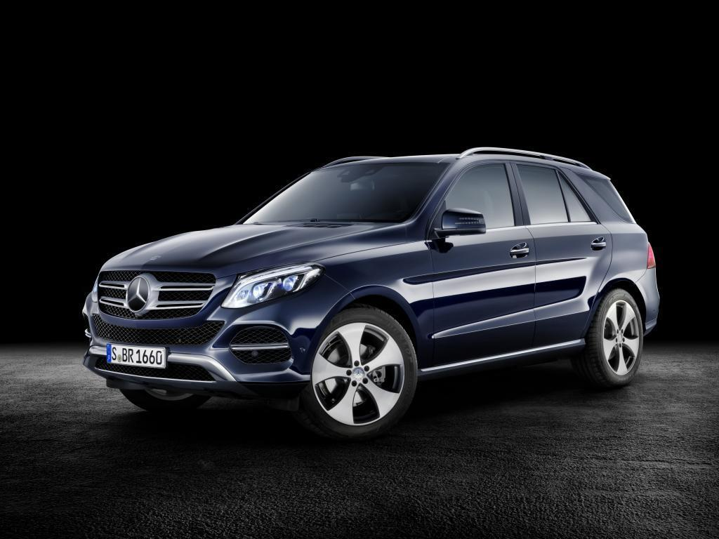 Mercedes Benz Clase GLE SUV 400 Sport 2018