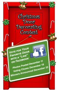 Classroom Christmas Door Decorating Contest to Get ...