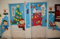Christmas Door Decorating Contest Underway  Facebook ...
