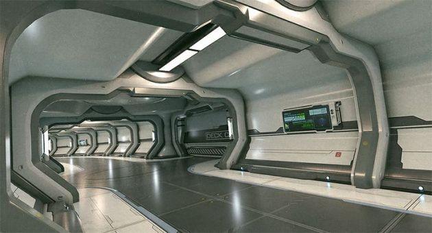 space-station-corridor