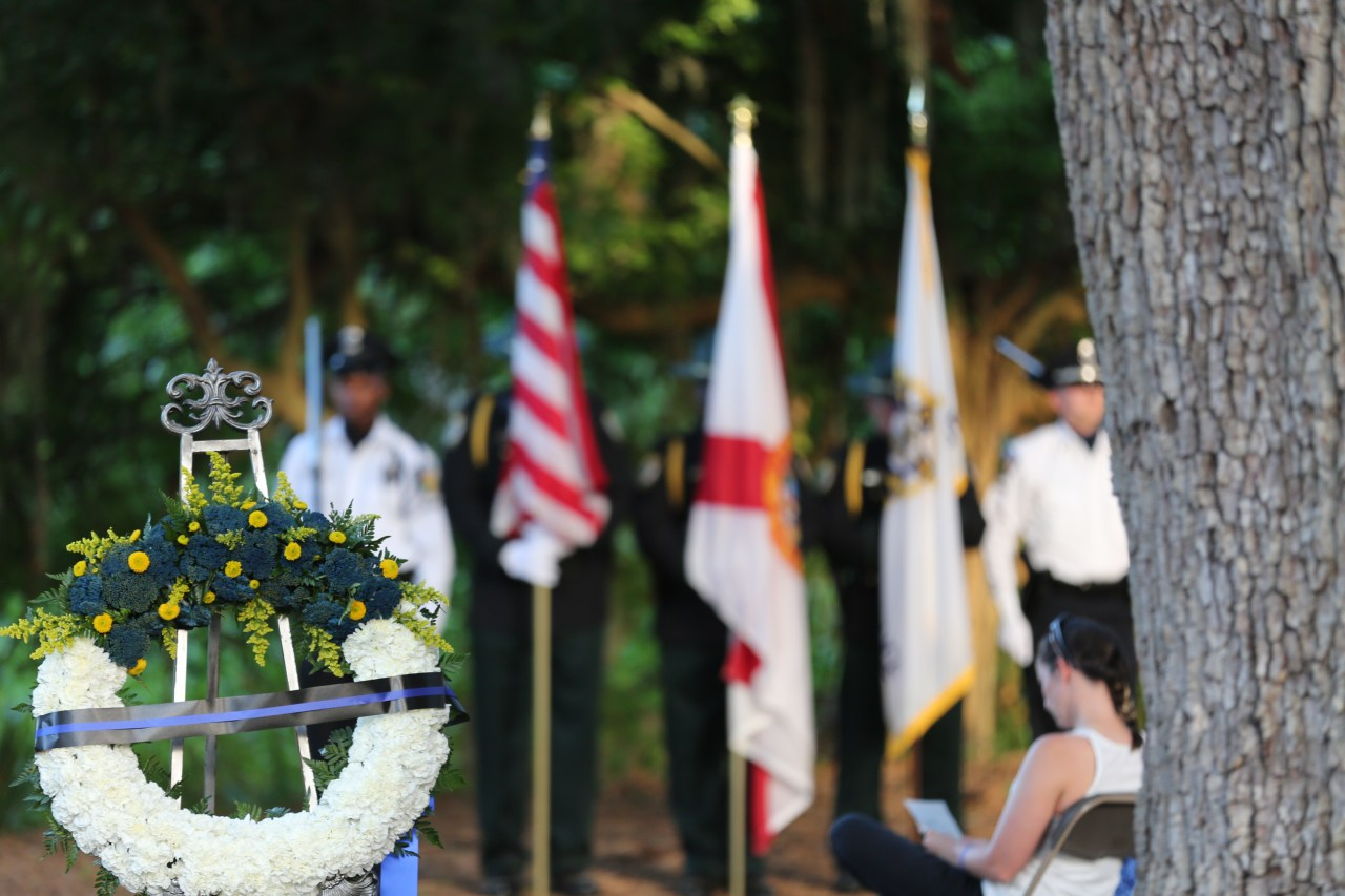 Alachua County Law Enforcement Memorial