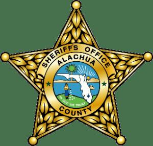 Alachua County Sheriff's Office Star Logo