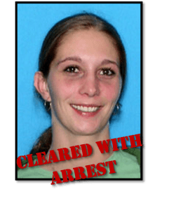 Heather Ann MacCrossen - Cleared With Arrest