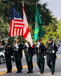 ASO Honor Guard / Color Guard