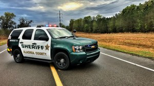 Patrol Tahoe following a severe thunderstorm