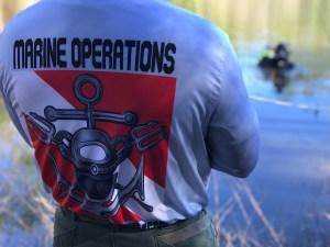 Dive Team personnel training