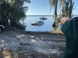 Stolen Vehicle in Newnan's Lake
