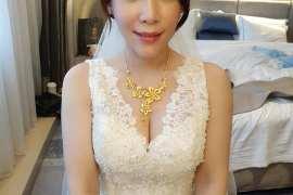 白紗造型 / 低髮髻 / 時尚新娘 / 混血妝感 / 新娘秘書 / 新娘造型 / 美式妝感