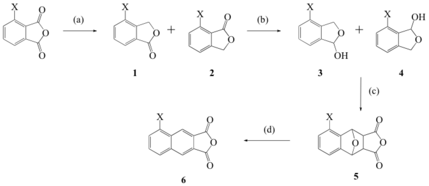 Report: Development of N-Aryl-2,3-Naphthalimide Dyes for