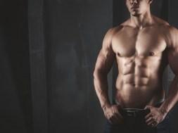 mięśnie - bodybuilder