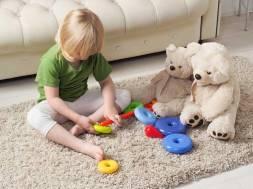 Sensomotoryka - znaczenie sensomotoryki w rozwoju dziecka