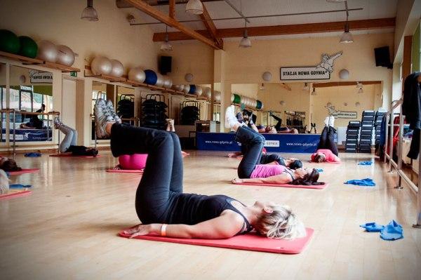 ćwiczenia fitness - stacja nowa gdynia