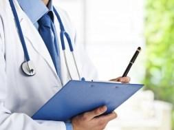 lekarz z prywatnej przychodni
