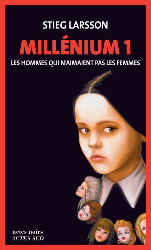 Millenium : Les Hommes Qui N'aimaient Pas Les Femmes : millenium, hommes, n'aimaient, femmes, Millénium, Hommes, N'aimaient, Femmes, Actes