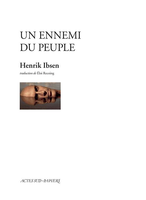 Un Ennemi Du Peuple Sivadier : ennemi, peuple, sivadier, Ennemi, Peuple, Actes