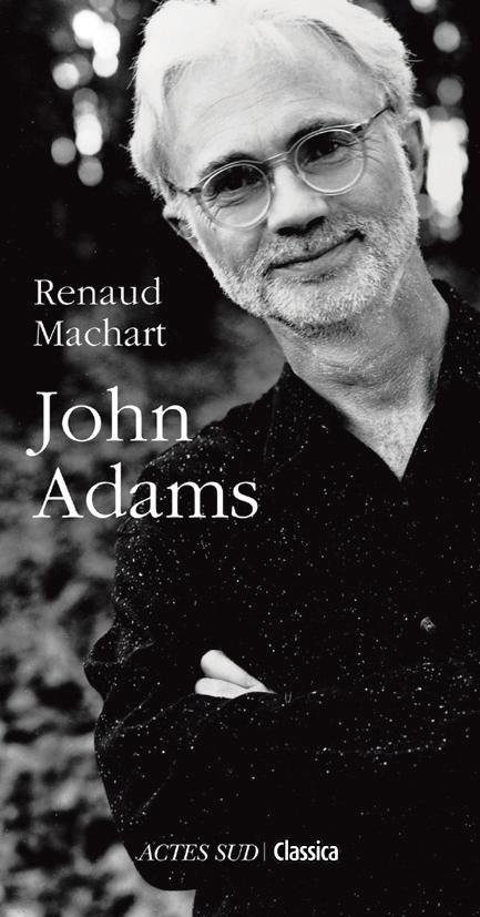 John Adams (compositeur) : adams, (compositeur), Adams, Actes