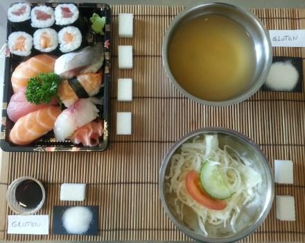 Le restaurant Japonais est-il diététique?
