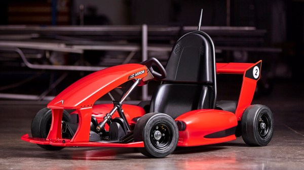 Actev Arrow the First SmartKart For Kids